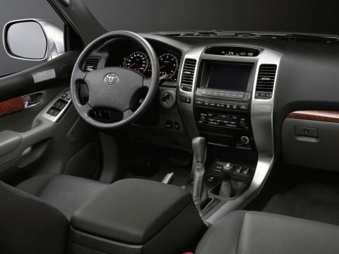 Технические характеристики о Toyota Land Cruiser (120) Prado