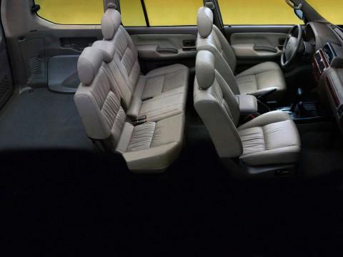 Технически характеристики за Toyota Land Cruiser 90 Prado