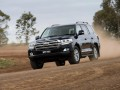 Technical specifications of the car and fuel economy of Toyota Land Cruiser