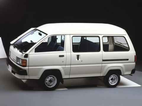 Technical specifications and characteristics for【Toyota Lite Ace】