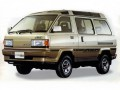 Technical specifications of the car and fuel economy of Toyota Lite Ace