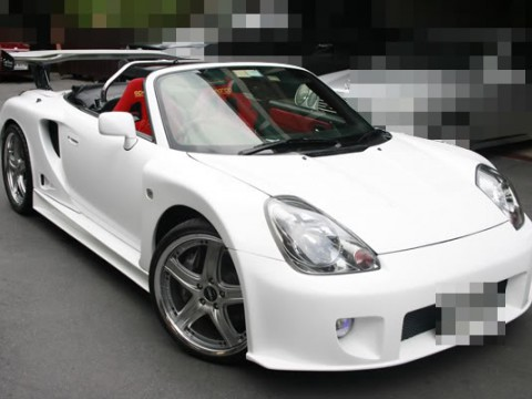 Technical specifications and characteristics for【Toyota MR-S】