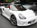 Toyota MR-S MR-S 1.8 16V VT-i (140 Hp) full technical specifications and fuel consumption