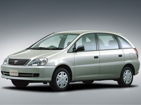 Technical specifications and characteristics for【Toyota Nadia (SXN10)】