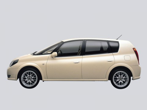 Technical specifications and characteristics for【Toyota Opa】