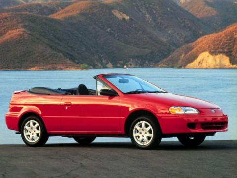 Caractéristiques techniques de Toyota Paseo Cabrio (_L5_)