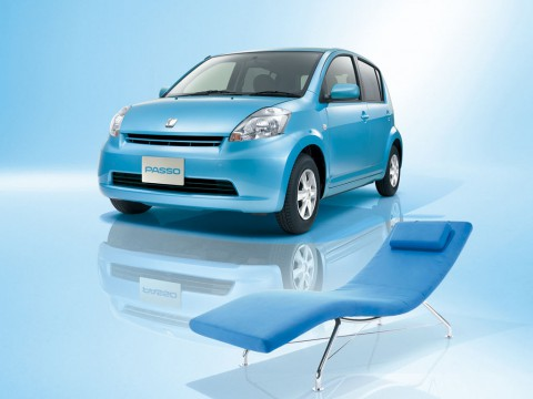 Technical specifications and characteristics for【Toyota Passo】