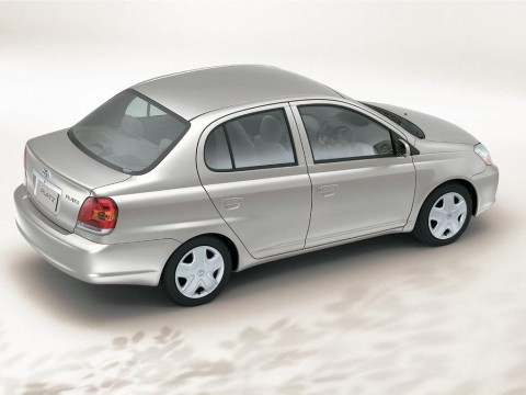 Technical specifications and characteristics for【Toyota Platz】