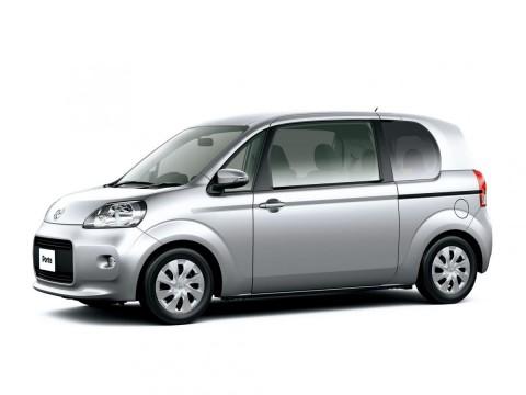 Τεχνικά χαρακτηριστικά για Toyota Porte