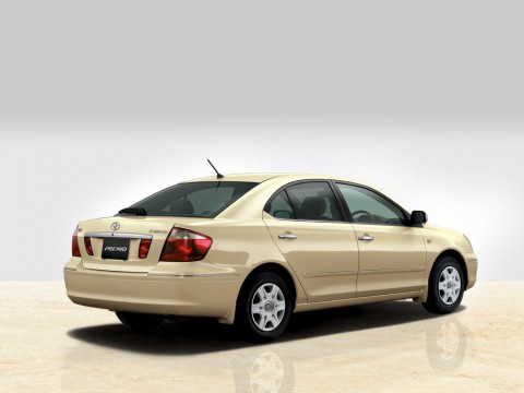 Technical specifications and characteristics for【Toyota Premio】