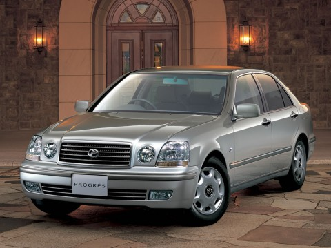 Technical specifications and characteristics for【Toyota Progres】