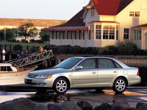 Technical specifications and characteristics for【Toyota Pronard (MCX20)】