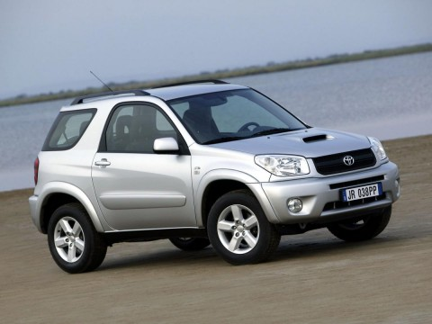 Technical specifications and characteristics for【Toyota RAV 4 II】
