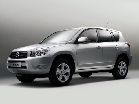 Technical specifications and characteristics for【Toyota RAV 4 III】