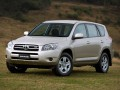 Toyota RAV 4 RAV 4 III 2.2 D-4D (150 Hp) full technical specifications and fuel consumption