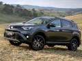 Toyota RAV 4 RAV 4 Restyling 2.5 CVT Hybrid (197hp) 4x4 full technical specifications and fuel consumption