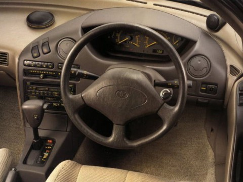 Technical specifications and characteristics for【Toyota Sera (Y10)】