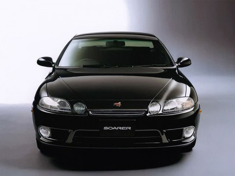 Technical specifications and characteristics for【Toyota Soarer II】