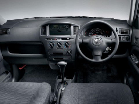 Technical specifications and characteristics for【Toyota Succeed】