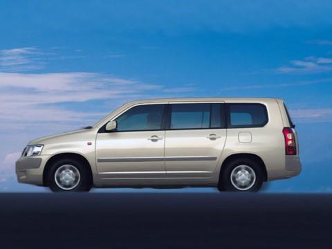 Toyota Succeed teknik özellikleri