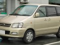 Technical specifications of the car and fuel economy of Toyota Town Ace