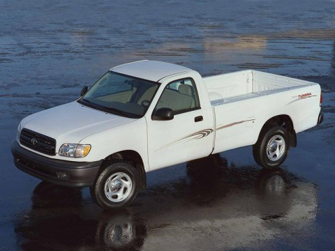 Technical specifications and characteristics for【Toyota Tundra】