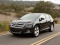 Technical specifications of the car and fuel economy of Toyota Venza
