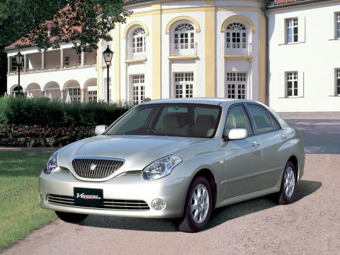 Technical specifications and characteristics for【Toyota Verossa】