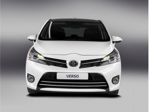 Technical specifications and characteristics for【Toyota Verso】