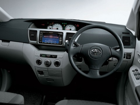 Technical specifications and characteristics for【Toyota Voxy】