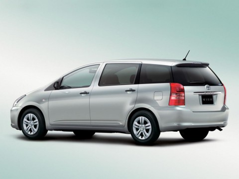 Technical specifications and characteristics for【Toyota Wish】