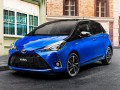 Technical specifications of the car and fuel economy of Toyota Yaris