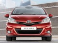 Toyota Yaris Yaris (P3) 1.0 VVT-i 5 M/T (69 Hp) full technical specifications and fuel consumption