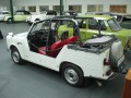 Trabant 1.1 1.1 Tramp 1.1 (41 Hp) full technical specifications and fuel consumption