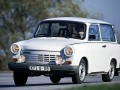 Trabant 1.1 1.1 Universal 1.1 (41 Hp) full technical specifications and fuel consumption