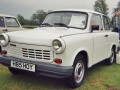 Technical specifications of the car and fuel economy of Trabant 1.1