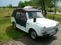 Trabant P 601 P 601 Tramp 0.6 (26 Hp) full technical specifications and fuel consumption