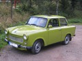 Technical specifications of the car and fuel economy of Trabant P 601