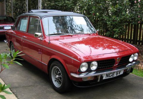 Technical specifications and characteristics for【Triumph Dolomite】