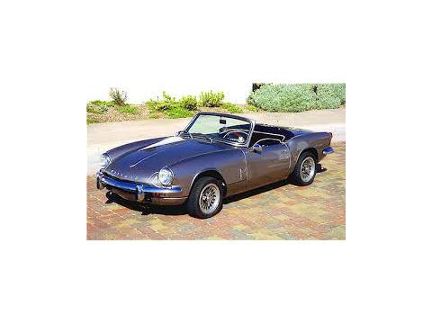Technical specifications and characteristics for【Triumph Spitfire】