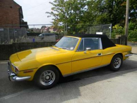 Technical specifications and characteristics for【Triumph Stag】