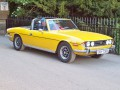 Technical specifications of the car and fuel economy of Triumph Stag