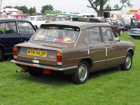 Technical specifications and characteristics for【Triumph Toledo】