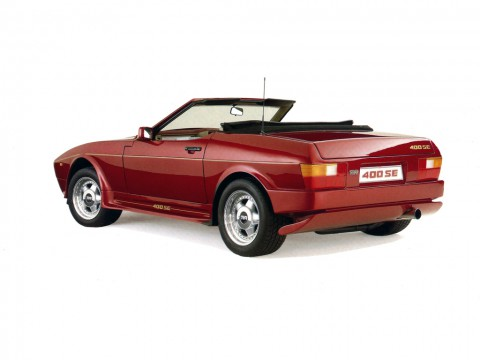 Technical specifications and characteristics for【TVR 400】