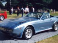 Technical specifications of the car and fuel economy of TVR 450