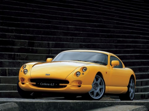 Technical specifications and characteristics for【TVR Cerbera】