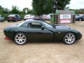 TVR Speed Eight Speed Eight 3.9 i V8 (243 Hp) full technical specifications and fuel consumption