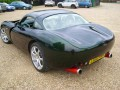 Technical specifications of the car and fuel economy of TVR Speed Eight
