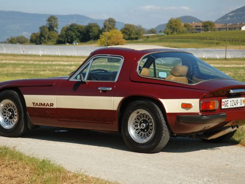 Technical specifications and characteristics for【TVR Taimar】