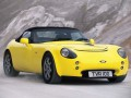 Technical specifications of the car and fuel economy of TVR Tamora